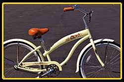 Modena Comfort 26 women Beach Cruiser Bike Bicycle VAS