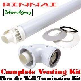 Rinnai   RC80HPi Tankless Condensing Water Heater  L.P.
