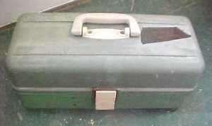 Vintage Plano 4250 fishing tackle box Tacklebox