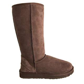 Tall chocolate boots   UGG   Ankle boots   Boots   Shoes   Womenswear