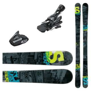 SALOMON Threat Freestyle Ski + Bindung L10 (119158) Modell 2011