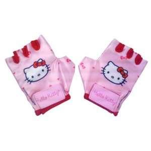 Hello Kitty Kinderhandschuhe XXS / XS  Sport & Freizeit