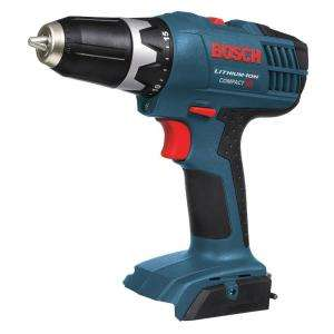 Compact Lithium Ion Drill Driver Bare Tool DDB180B at The Home Depot