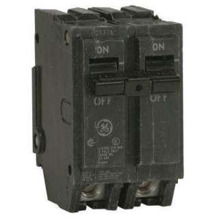 20 Amp 2 In. Double Pole Circuit Breaker THQL2120