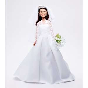 Catherine Hochzeitspuppe  Kate Middleton Princess Catherine Doll