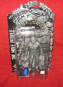 MOLE MAN MOLE PEOPLE Universal Monsters Silver Screen Figure