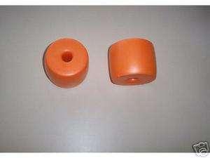 Can Shaped Stackable Crab Trap Crab Pot Float, Orange