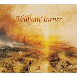 William Turner 2011  William Turner Bücher