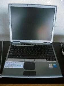 Dell Latitude D600P4 1.6GHz,CD RW/DVD,40GB HD,512,WiFi 683728045821