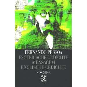 Gedichte.  Fernando Pessoa, Alberto Caeiro Bücher