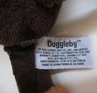 RUSS Berrie DUGGLEBY 23464 Plush Lil Peepers MONKEY Stuffed Animal TOY