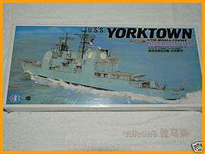 700 Missile Cruiser TICONDEROGA CLASS Model Kit