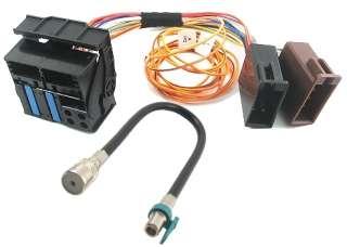 Plug & Play Anschlussadapter mit CAN BUS Leitung + extra