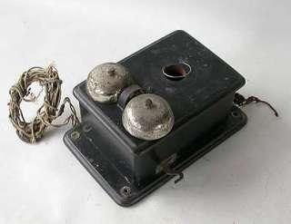 Altes Telefon Wandtelefon Telefonapparat Apparat