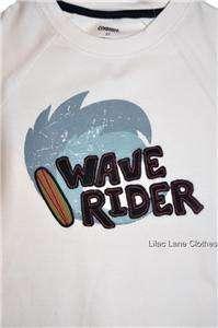 Gymboree Baja Surf Shirt Shorts Hoodie NWT 3 6 12 18 24