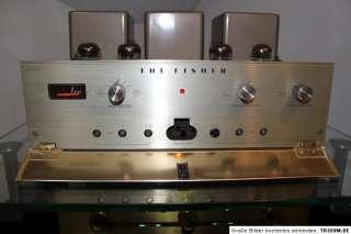 Rarität * Fisher SA 1000 Röhren Stereo Verstärker 2x75 Watt