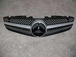 Mercedes SL W230 Kühlergrill R230 Grill Modellpflege Original Modell