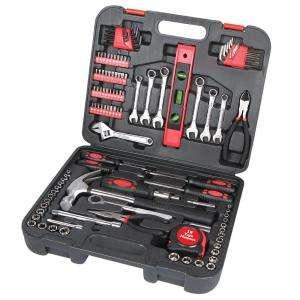 Neck Saw 119 Pieces Multi Purpose Tool Set TK119
