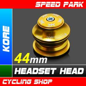 NEW KORE Ultralight 44mm BIKE HEADSET HEAD SET 1 1/8   Gold