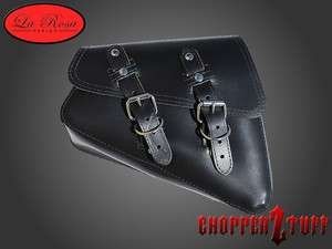 2012 Harley Davidson Sportster Fourty Eight Left Side Saddle Bag Black