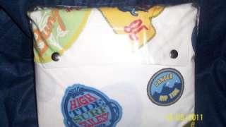 Tommy Hilfiger~Santa Monica TWIN XL Dorm Sheet Set~New Store Display
