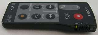 Sony Video8 Remote Model RMT 507 8mm Hand Untested ASIS