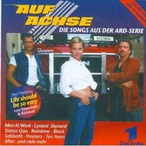 Auf Achse. Die Songs aus der ARD Serie Various  Musik