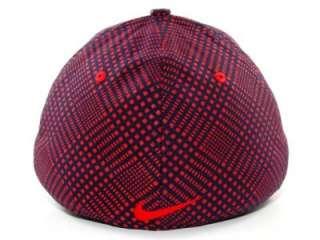 ST LOUIS CARDINALS new PLAID FLEX FITTED HAT CAP M/L