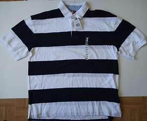 J138 New Men Polo shirt TOMMY HILFIGER Size XXL Retail price $34.99