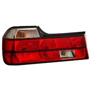Anzo USA 221161 BMW Red/Clear Tail Light Assembly   (Sold in Pairs)