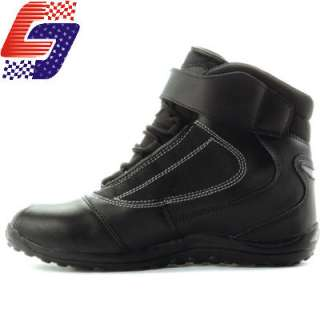 Short Ankle Motorbike Motorcycle Scooter Sports Boots