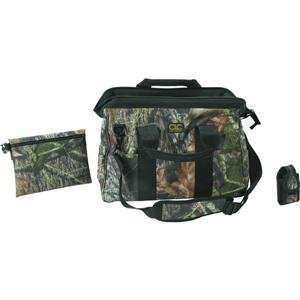 Custom Leather Craft PM6524 Mossy Oak 3 Piece Combo Set