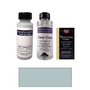 2 Oz. Daystar Blue Metallic Paint Bottle Kit for 1981