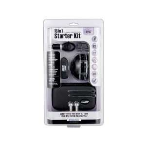 Dreamgear Llc Dsi 18 1 Starter Kit Black Charging Dock Usb