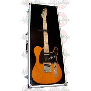 STONES Keith Richards Signed FENDER TELE Guitar: Musical Instruments