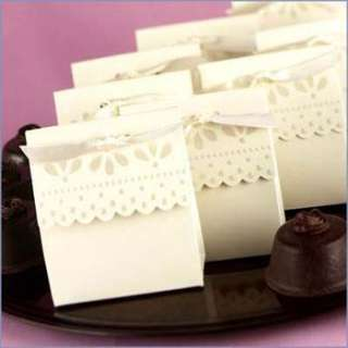 Our beautiful, high quality favour boxes create a stunning finishing
