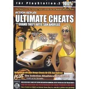 Ultimate Cheats   Grand Theft Auto: San Andreas: .de: Games