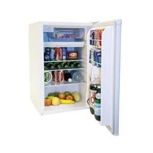 Haier Dorm Fridge with Freezer   2.5 Cu Ft: Home & Kitchen