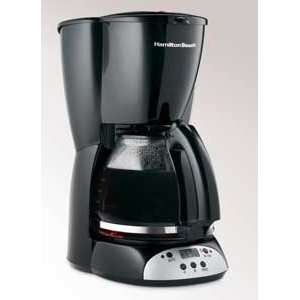 Hamilton Beach 12 Cup Coffeemaker with Stainless Filter