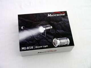 Magicshine MJ 858 400 lumens LED cycle bike light CREE XP G bicycle mj