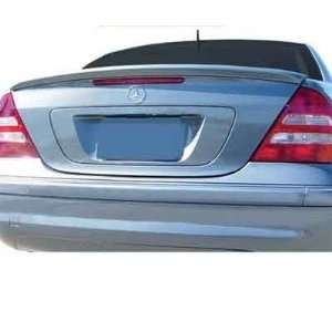 Benz 2001 2007 C Class Factory Style Spoiler Performance Automotive