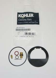 New Kohler 25 757 02 S Carburetor Repair Kit