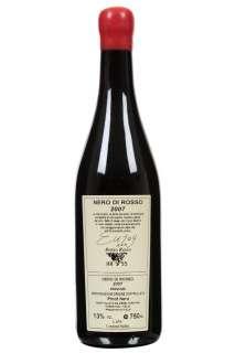 DIESEL FARM Red Wine NERO DI ROSSO breganze 2007 Black Pinot 13%vol