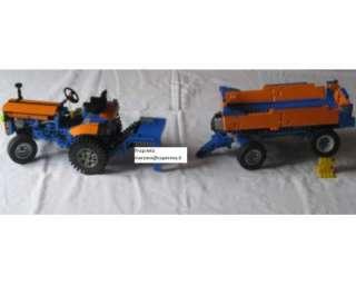 Lego rc trattore con motore rimorchio 9v a Trento    Annunci