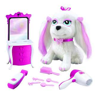 Barbie Pamper Paws Doll Salon   Kid Designs   Miniature Dolls & Play