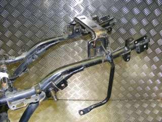Yamaha XJ650 Turbo 1982 Frame Chassis