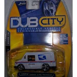 Jada Toys 1/64 Scale Diecast Dub City 2007 Wave 16 Usps