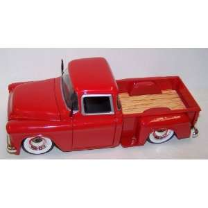 Jada Toys 1/24 Scale Diecast Dub City 1955 Chevy Stepside