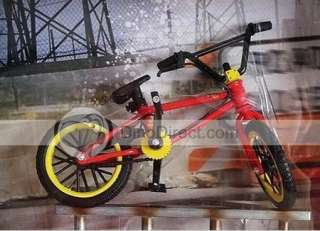 Wholesale Spin Master Flick Trix Bmx Street Haro Alloy Finger Bike