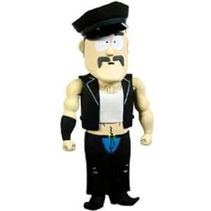 Mezco South Park Series 6 > Mr. Slave Action Figure: Toys
